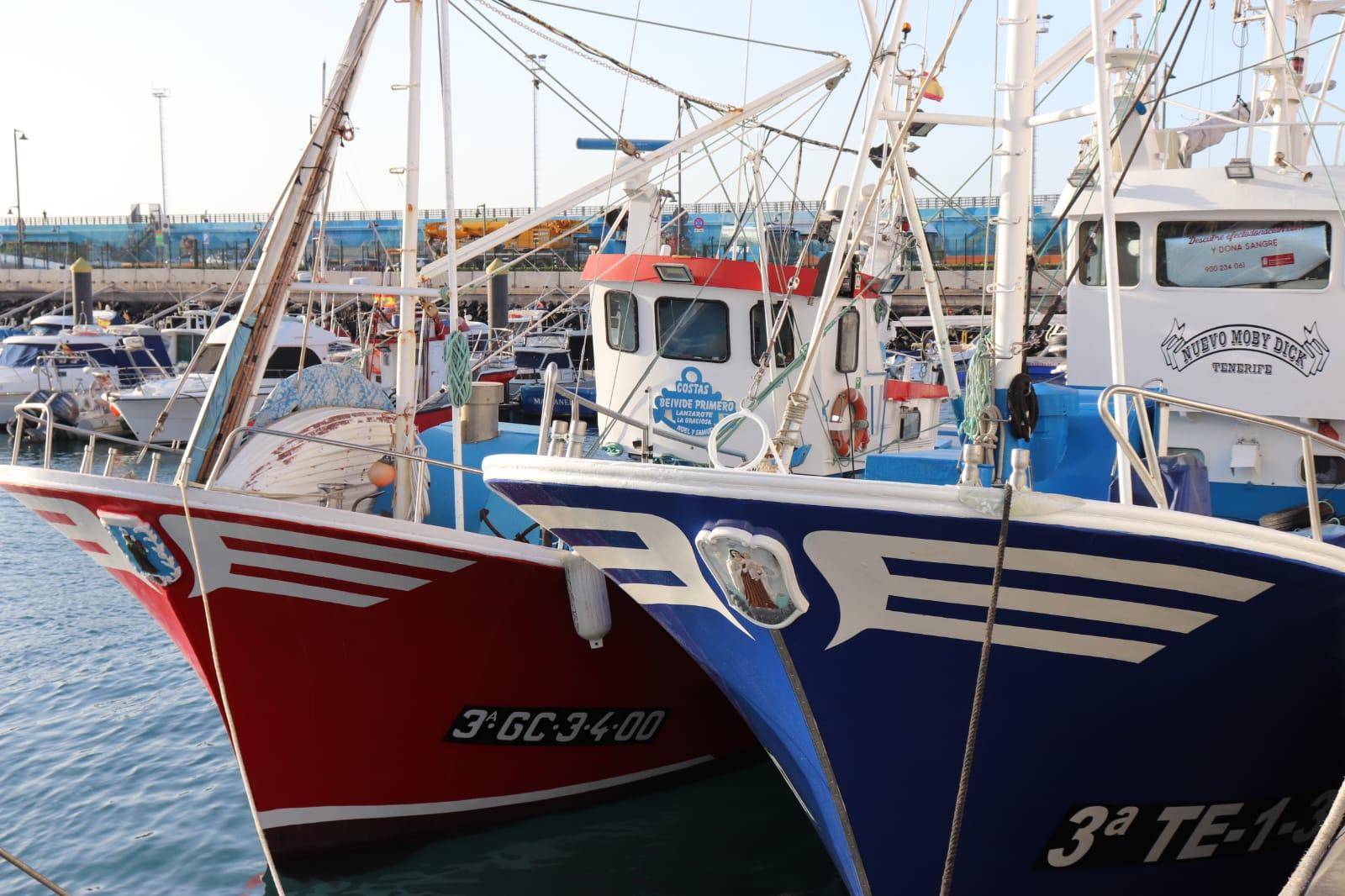 El Gobierno canario solicita un tratamiento diferenciado en el reglamento del Fondo Europeo Marítimo y de Pesca