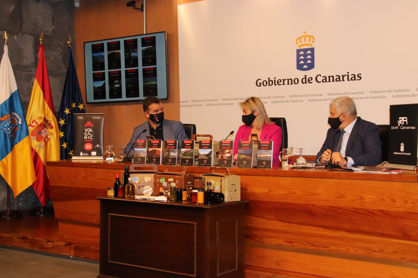 El Gobierno canario acerca el producto local a los establecimientos alojativos turísticos