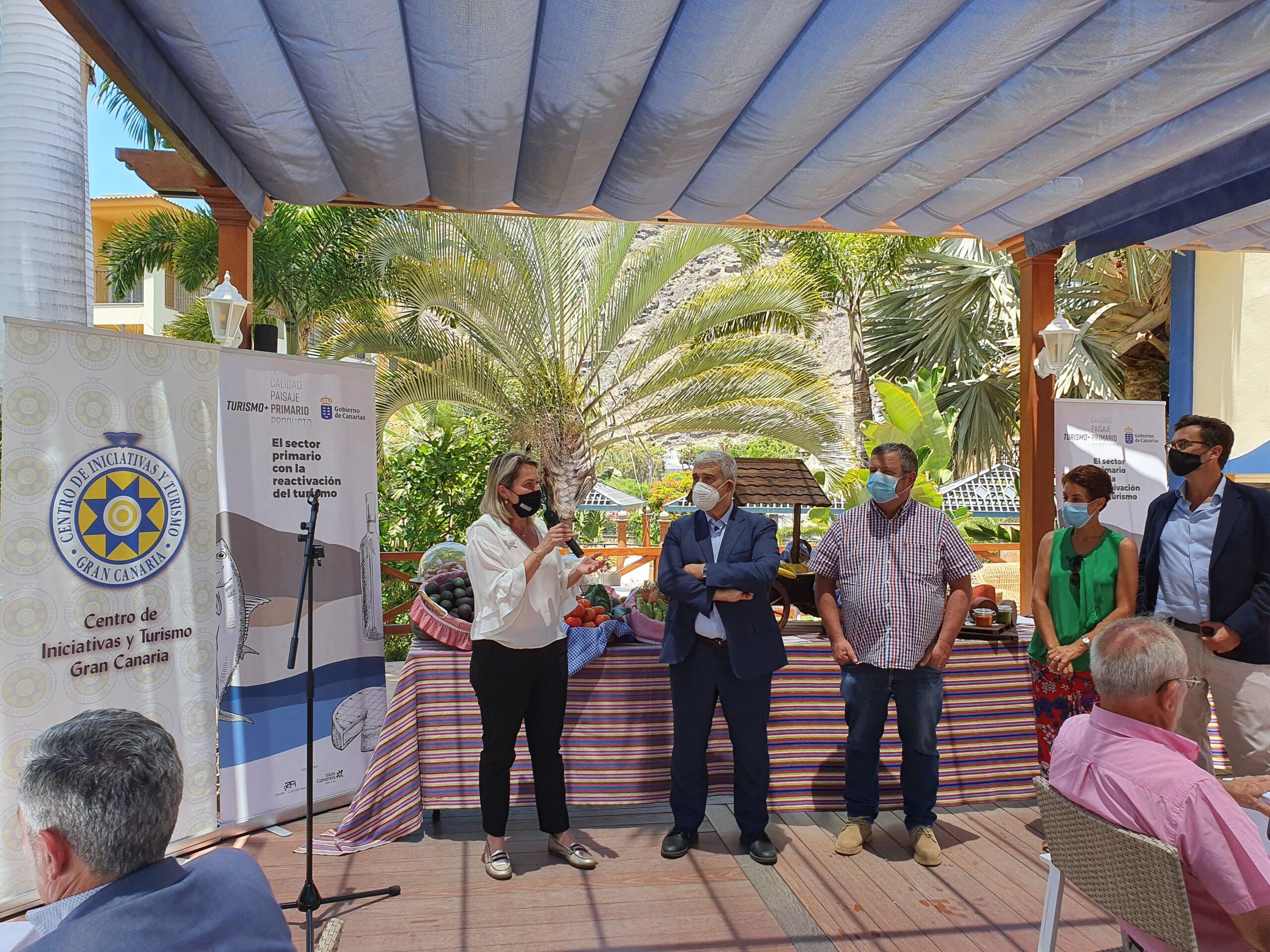 El Gobierno de Canarias  impulsa el producto local en los establecimientos turísticos del Archipiélago