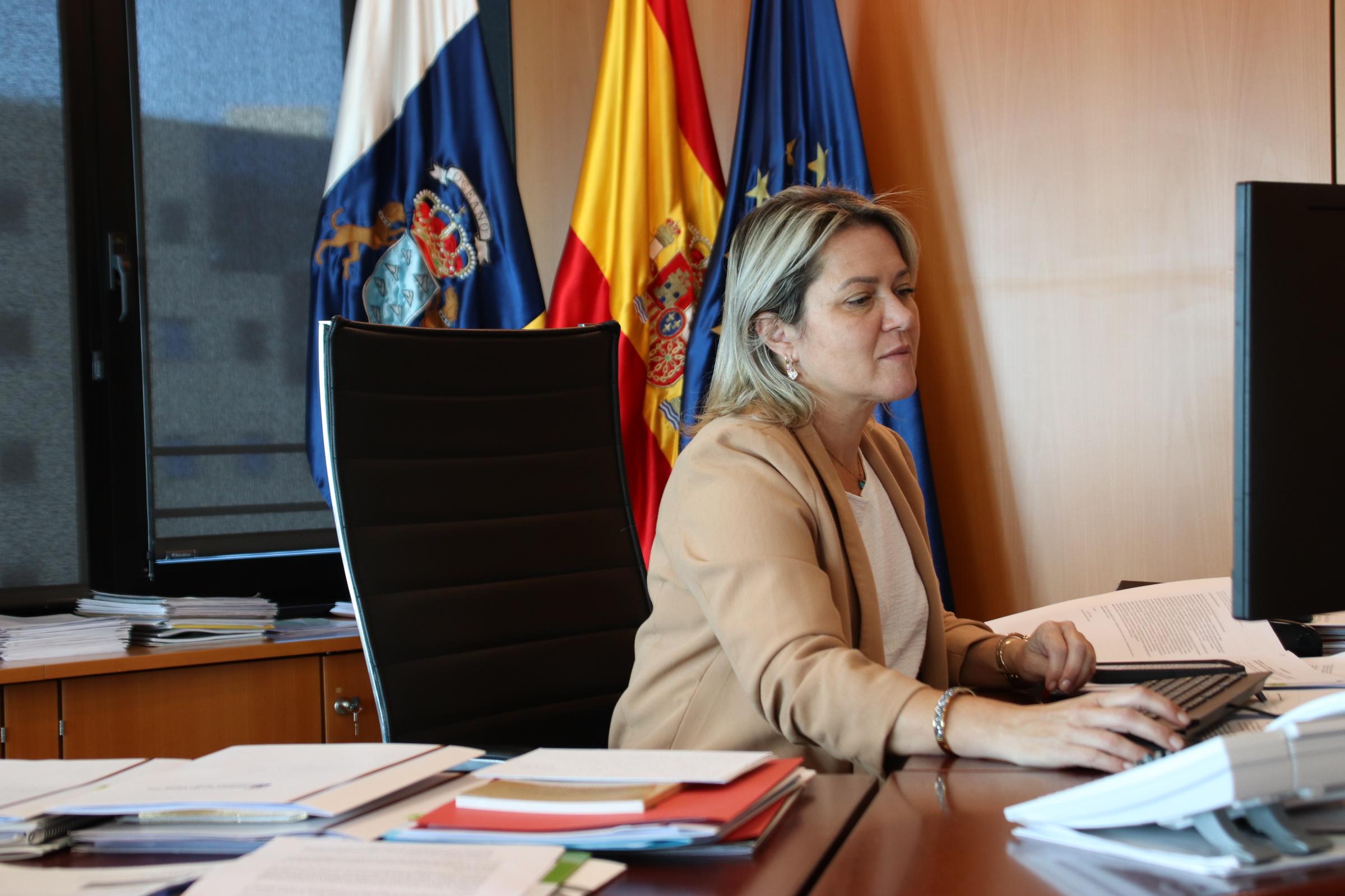 Canarias recibe 88 millones de euros  del Fondo Europeo Marítimo, de Pesca y Acuicultura  hasta 2027