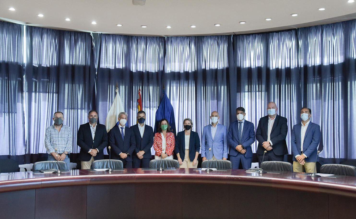 Gobierno de Canarias y entidades bancarias coordinan el adelanto del pago de las indemnizaciones de Agroseguro